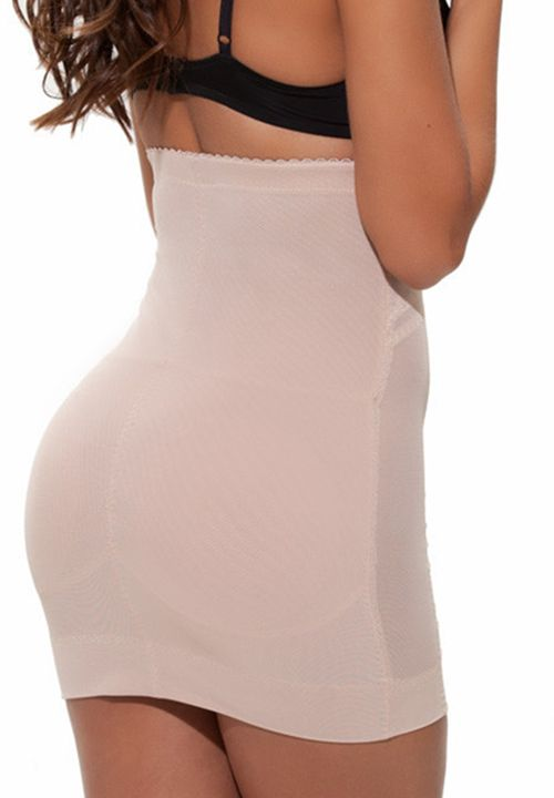 Padded High Shaping Skirt | Totally Curvy